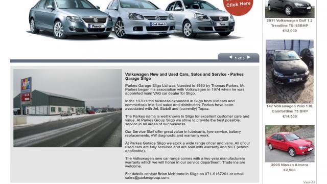 b73e264d2d Home  Portal Presentation - Connacht Motoring Services